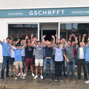 Gschafft Connect